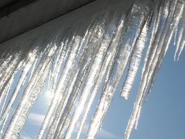 163. Icicles by mynti-stock