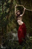 nude red riding hood by Raspberry-Jam-Model