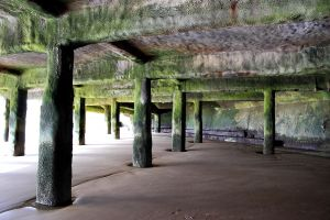 UNDER WALTON PIER by BlonderMoment