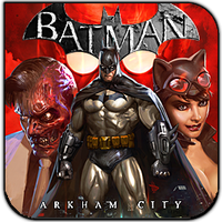 Batman Arkham City v5 by HarryBana