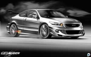 Honda Accord Mugen by HATTR1CK