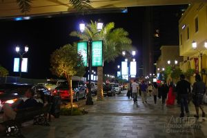 JBR the Walk night 3 by amirajuli