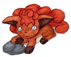 Vulpix by Marriland