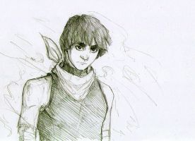 Gai by Sanzo-Sinclaire