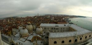 From the Tower of St. Marks by amipal