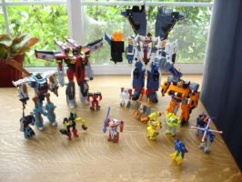 Armada Transformers by StarRacer