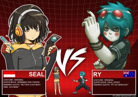 SEAL V.S RY by sylvia65charm