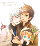 Happy V day by Kyouheii