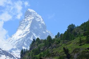 Matterhorn on a Clear Day by Misc-Photography