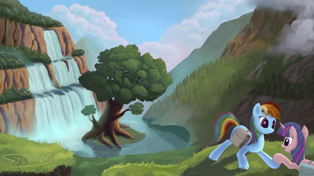 Relic of Nature by Sycreon