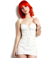 Hayley Williams png by selenalove1
