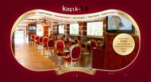 Kasikla Restaurant web design by accelerator
