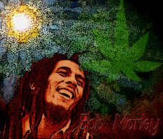 Bob Marley by Badger33