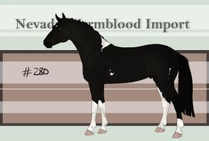 Nevada Warmblood 280 CLOSED by BRls-love-is-MY-Live