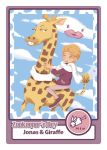Mew ( band ) Zookeeper's Boy Card - Jonas by LordlessTime