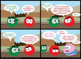 SC155 - Disturbance by simpleCOMICS