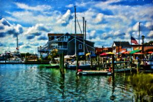 Beaufort NC by photoman356