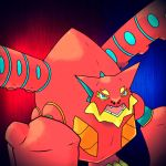 Youtube Icon - Volcanion #1 out of 2 by TheLunarCrash