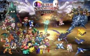 Super Smash Bros Brawl Epic by Mark-Zero-One