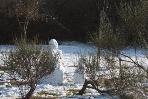 Ppupppazzo di neve III by Swaami