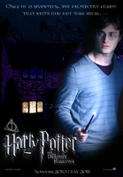 Harry poster Deathly Hallows by Kathyg08