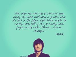 Jeon Jin Ho's Quote by puspaherning