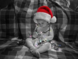 Christmas Baby by dhrandy