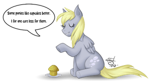 The Muffin Mare by athousandknives