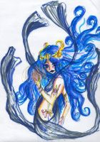 Water Goddess by 12AutumnPromise18