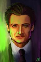 Jeremy Renner by the-evil-legacy