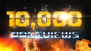 10,000 Pageviews! by Xiox231