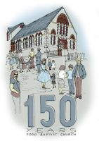 150 Years of Ford Baptist Church, Plymouth, UK by mebeme14