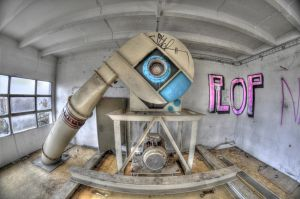 Urbex by Toinant