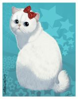 Famous Friday: Hello Kitty! by CharReed