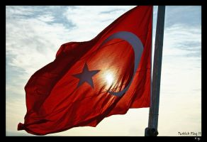 Turkish Flag by erman-y
