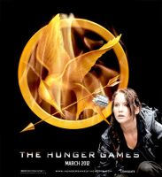 Hunger Games Movie poster GIF by Miss-deviantE