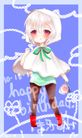 Happy Birthday Mafumafu~! by Jyzia