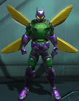 The Beetle (DC Universe Online) by Macgyver75