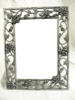 Mirror Frame Stock VI by Melyssah6-Stock