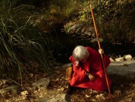 Raistlin: Exhaustion by thenumber42