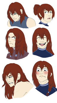Uchiha!Derp Expressions by Melted-DryIce