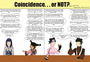 Coincidence...or NOT? Part 3 by SractheNinja
