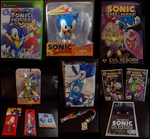 Sonic the Hedgehog Collection .:Update 25:. by DJ-David-Jordan