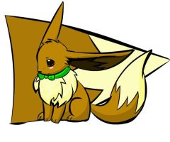 Mystery Dungeon: Eevee by Iron-Zing