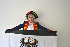 APH Cosplay: Stupid Prussia by SabakuNoChie