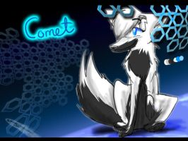 Comet 4 ref page by Imaginer-Fox