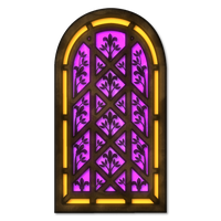 Stained Glass Inside by SpiralGraphic