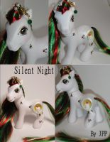 Silent Night by JoshsPonyPrincess