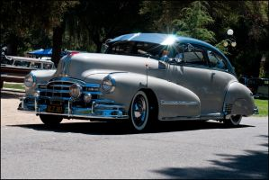 Pontiac Silver Streak by SharkHarrington