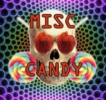 Miscellaneous Candy by Coptermode